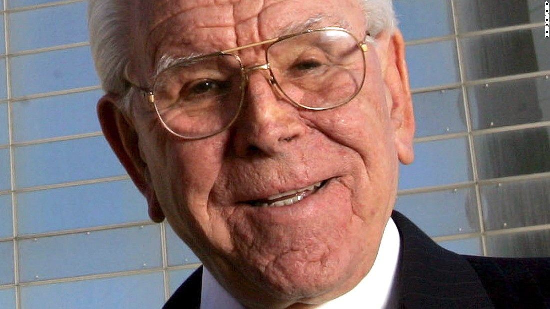 "<a href=""http://www.cnn.com/2015/04/02/us/robert-schuller-death/index.html"" target=""_blank"">The Rev. Robert H. Schuller</a>, televangelist and founder of the Crystal Cathedral church in California, died on April 2, according to his family. He was 88 years old."
