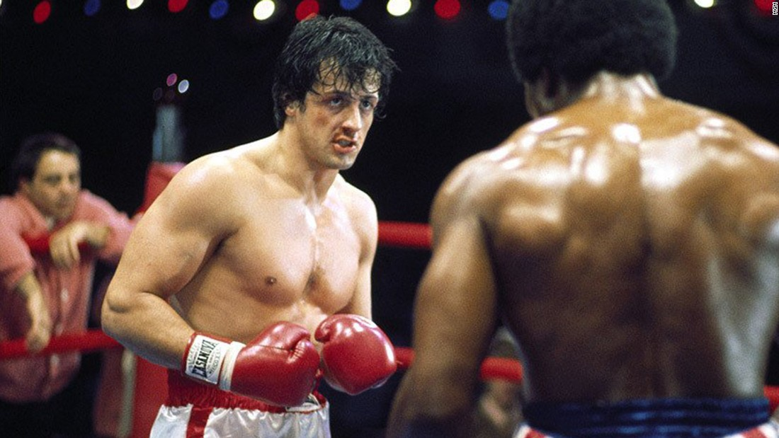 "The story of an aspiring boxer from the tough streets of Philadelphia helped propel ""Rocky"" to five sequels, including 2006's ""Rocky Balboa."""