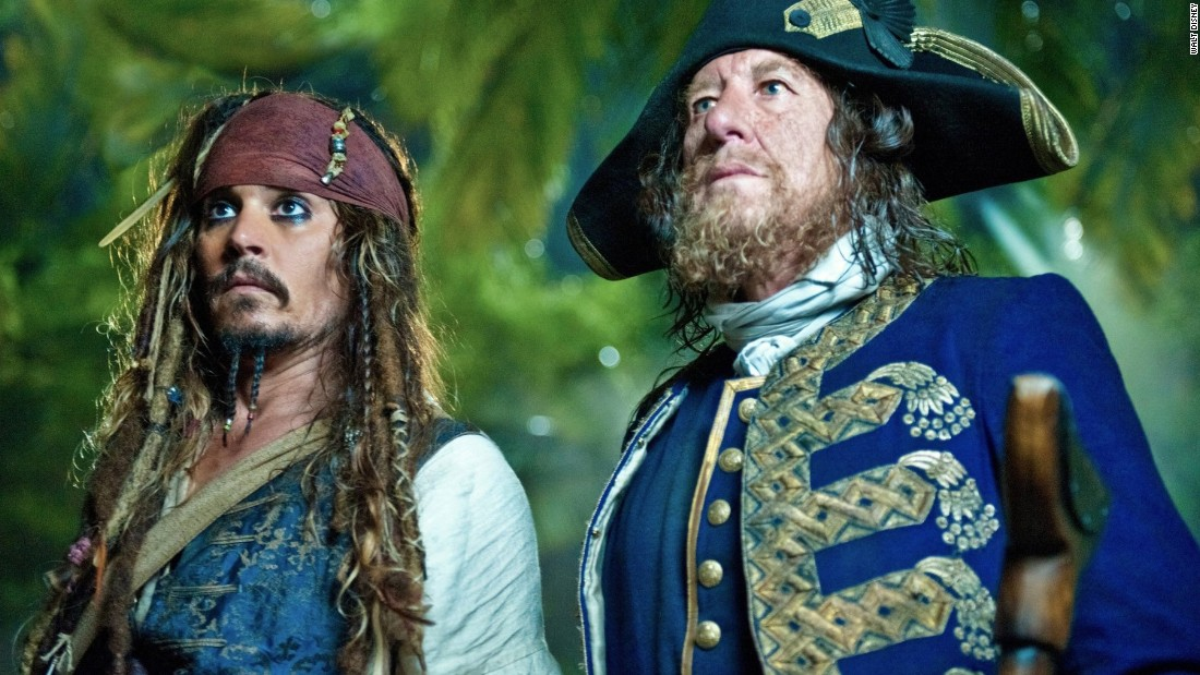 """Pirates of the Caribbean"" has an original trilogy as well as a standalone sequel, ""Pirates of the Caribbean: On Stranger Tides,"" in 2011. ""Pirates of the Caribbean: Dead Men Tell No Tales"" is set to hit theaters in 2017."
