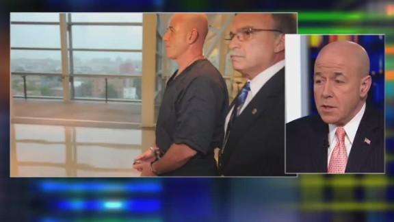ctn bernard kerik police commissioner convicted felon prison NYPD jailer to jailed_00001511.jpg