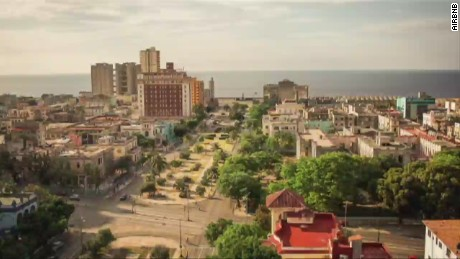 Airbnb expands into Cuba