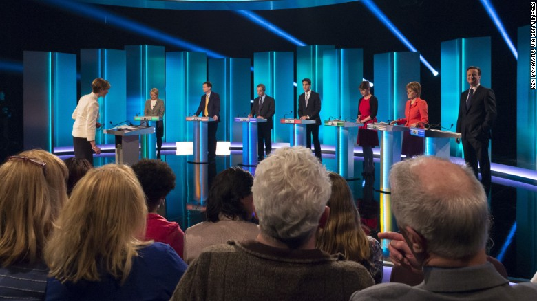 How much will debate impact UK election?