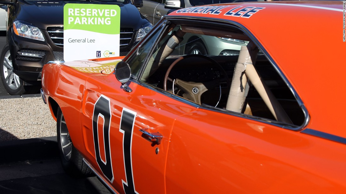 "He was a fan of ""The Dukes of Hazzard"" and bought one of the General Lee cars used in the television show at an auction."