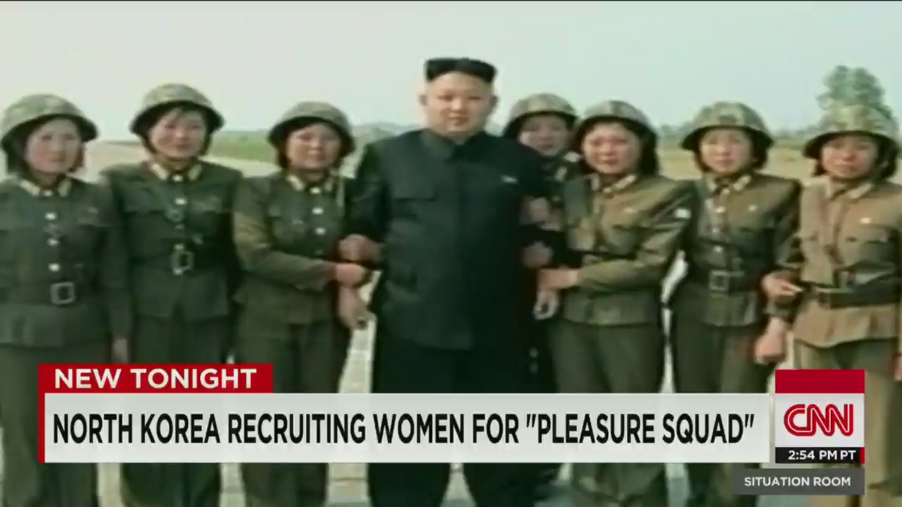 Like this North korea kim jong un women