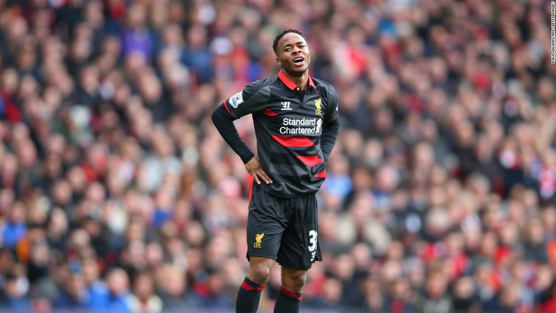 Liverpool started strongly with Raheem Sterling impressing up front.