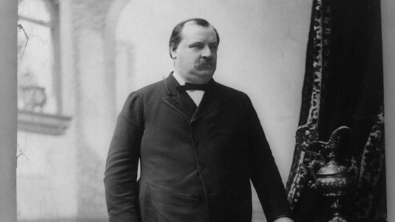 """""""Blaine, Blaine, James G. Blaine, The Continental Liar from the State of Maine,"""" was Grover Cleveland"""