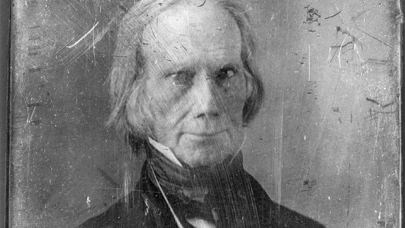 """""""Who is James K. Polk?"""" was Henry Clay"""