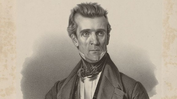"""""""Reannexation of Texas and Reoccupation of Oregon"""" was Polk"""