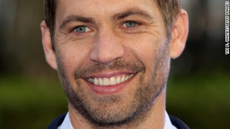 How did 'Furious 7' film Paul Walker's scenes?