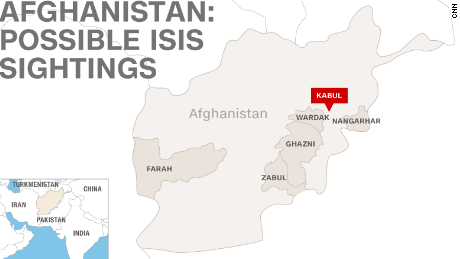ISIS steps up recruitment in Taliban territory - CNN
