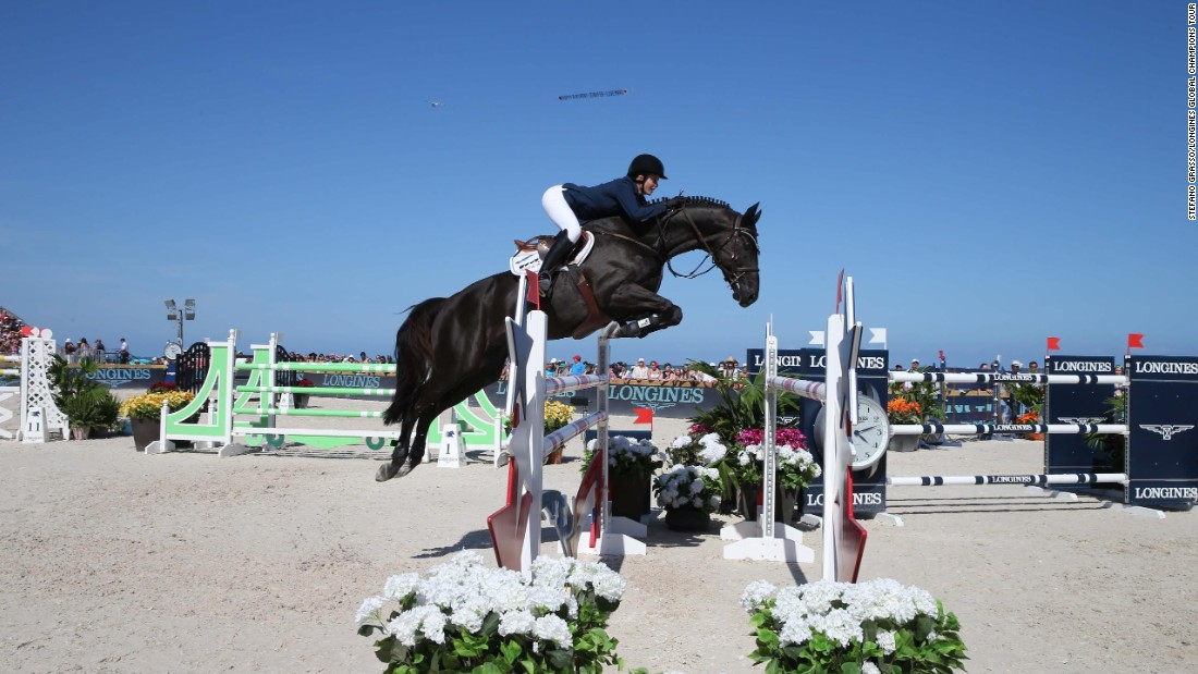 Miami is the second of a number of iconic venues this year. British rider Scott Brash, on board Hello Sanctos, won the leg in 2017, going on to seal the Championship.