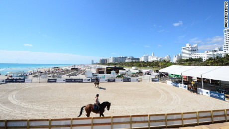 Global Champions Tour at Miami Beach