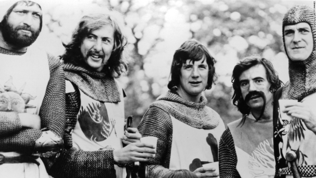 an analysis of humor in monty python and the holy grail a film by terry jones and terry gilliam Monty python and the holy grail is a 1975 british slapstick comedy film concerning the arthurian legend, written and performed by the monty python comedy group (graham chapman, john cleese, terry gilliam, eric idle, terry jones, and michael palin), and directed by gilliam and jones.