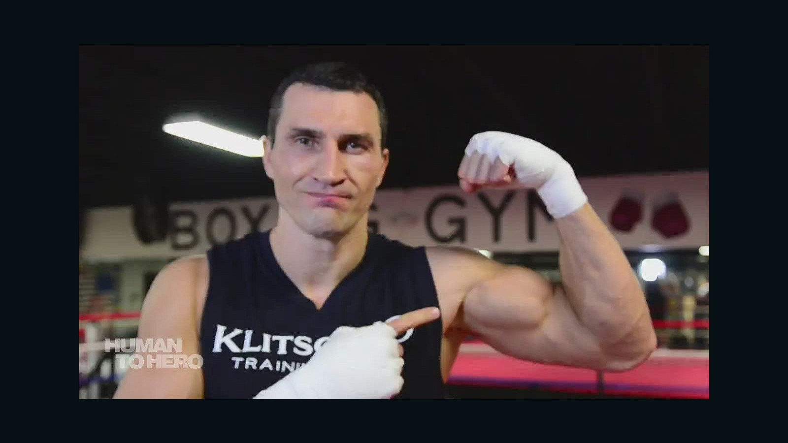 Wladimir Klitschko: Fighting brother Vitali was brutal - CNN