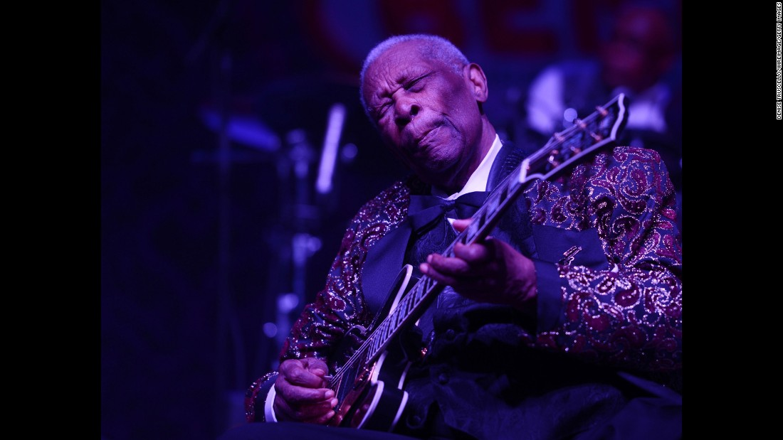 Bb king home in las vegas picture.