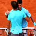 Nadal Djokovic French final