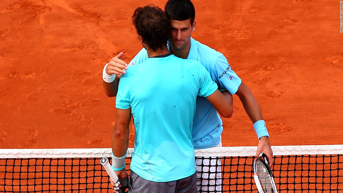 Since the start of 2011, the Serbian owns a very respectable 4-5 record on clay against Nadal. But in that time he's 0-3 versus the Spaniard at the French Open, losing two finals.
