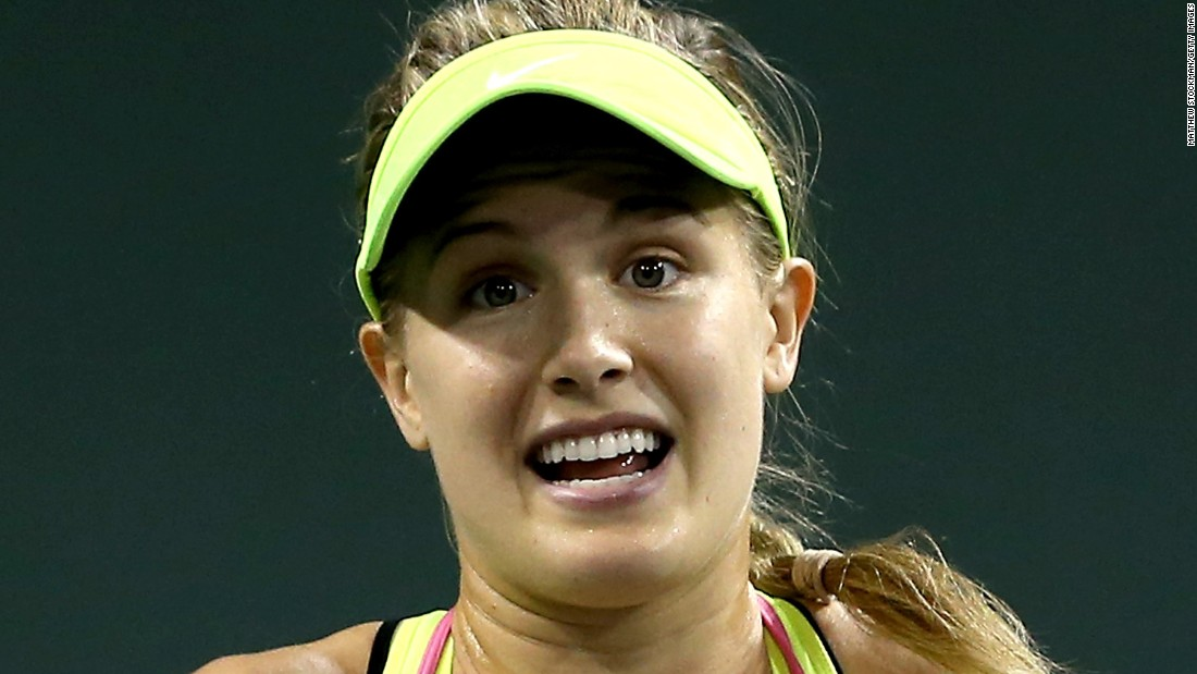 Eugenie Bouchard is hoping to kick-start her season on the clay. She holds a mediocre 6-5 record this year after a breakthrough season in 2014.