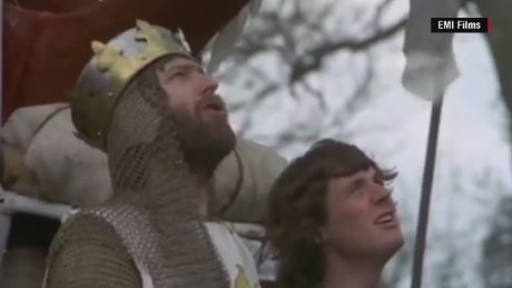 'Monty Python and the Holy Grail': 40 years later