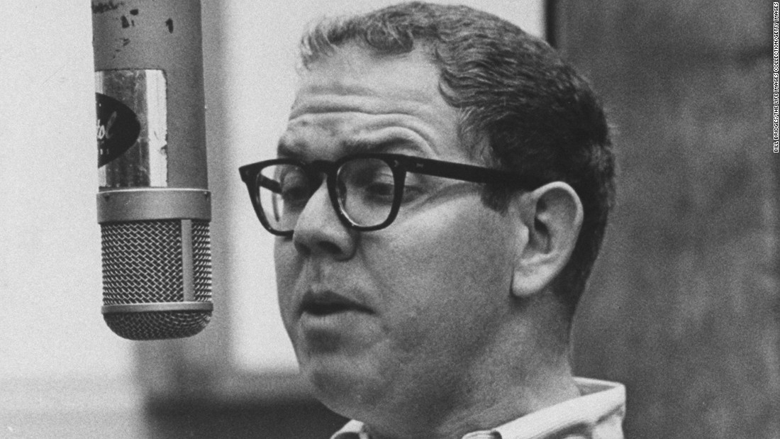 "<a href=""http://www.cnn.com/2015/04/07/entertainment/feat-obit-stan-freberg-thr/index.html"" target=""_blank"">Stan Freberg</a>, acclaimed satirist, died of natural causes at a Santa Monica, California, hospital, his son and daughter confirmed to The Hollywood Reporter on April 7. He was 88."