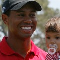 tiger woods daughter 2008 us open