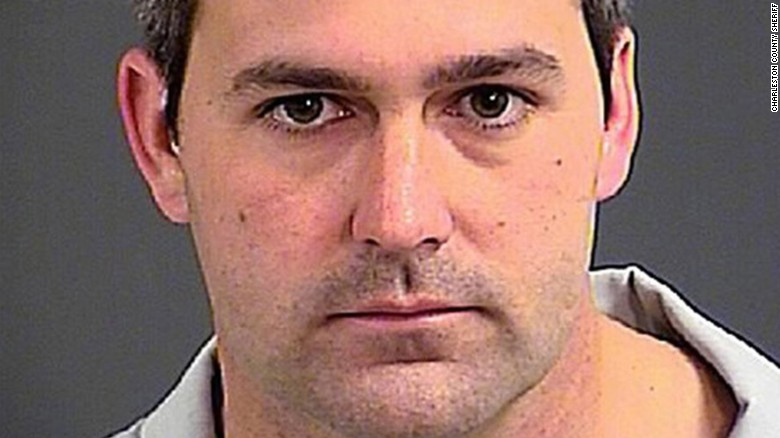 S.C. cop could face death penalty for shooting