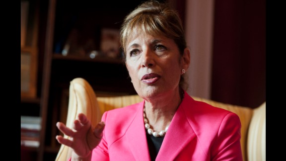Democratic Rep. Jackie Speier of California is behind a House bill that would lift the deadline that halted the last ERA movement in 1982. Her approach is different from Maloney