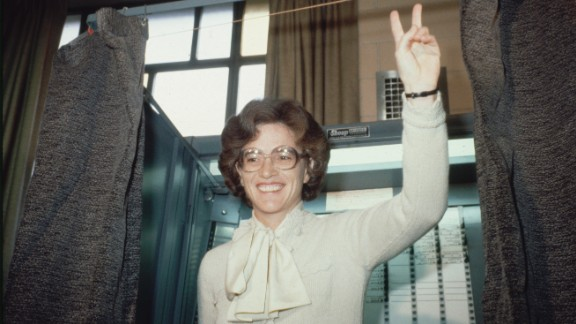 "Elizabeth ""Liz"" Holtzman won a long-shot campaign for Congress in 1972 by unseating a longtime Brooklyn incumbent who had opposed the ERA. At 31, she became the youngest woman in the House. She co-founded the Congressional Women"