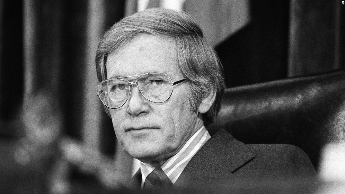 Longtime Democratic Rep. Don Edwards of California led the ERA to victory in the House and co-sponsored legislation to extend its 1979 deadline. He also helped pass the 1965 Voting Rights Act and opposed the Vietnam War. He retired in 1994 after 32 years in the House. In 2015, Edwards turned 100.
