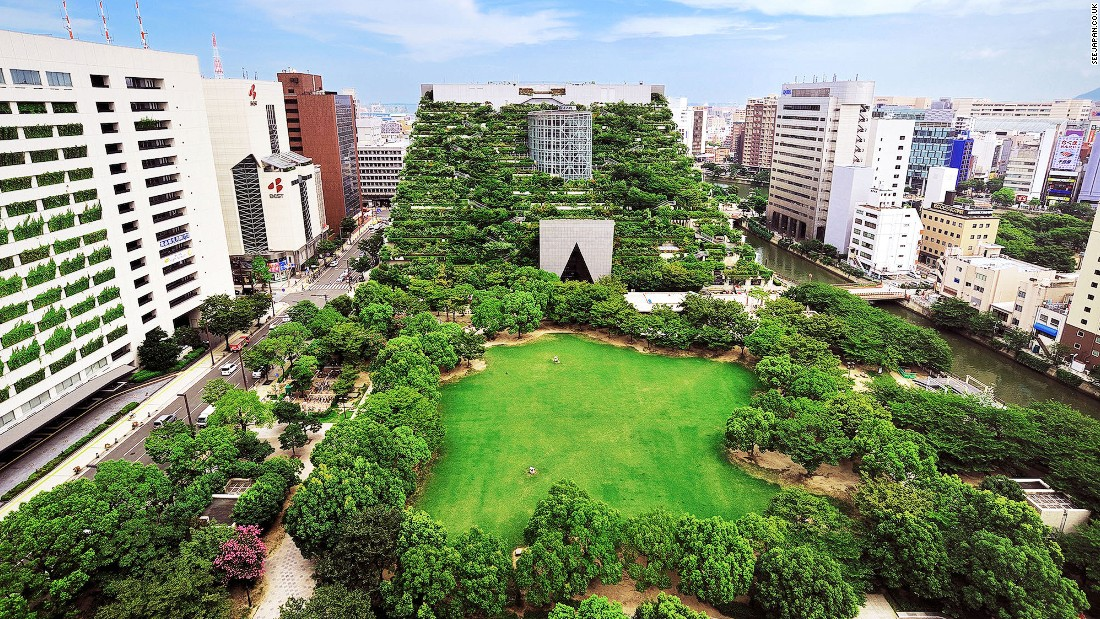 Sky Gardens 10 Of World S Best High Rise Rooftop Green Spaces Cnn Travel