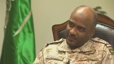 exp CTW Saudi Defense Spokesman on Yemen _00002828