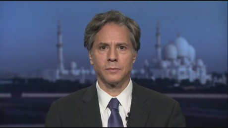 Blinken: Houthis can't overrun Yemen by force