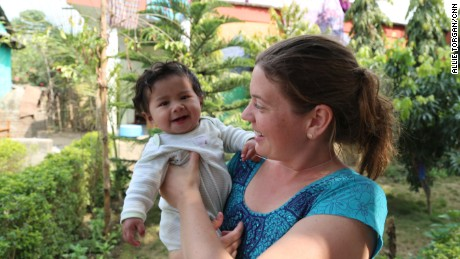 CNN Hero of the Year Maggie Doyne