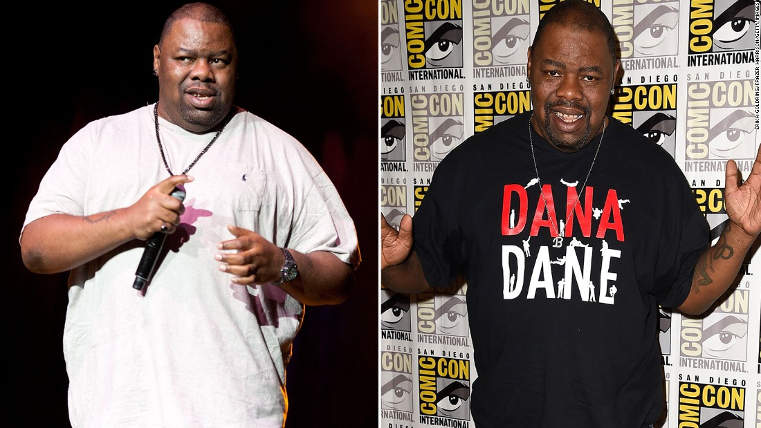 "Oh baby you! Rapper/DJ Biz Markie <a href=""http://theboombox.com/happy-birthday-biz-markie/"" target=""_blank"">celebrated his 51st birthday in better health</a> in 2015 after shedding 140 pounds. He was diagnosed with type 2 diabetes a few years ago and <a href=""http://abcnews.go.com/Entertainment/biz-markie-lost-140-pounds-wanted-live/story?id=27054146"" target=""_blank"">said he changed his diet and shaped up in an attempt to get off of some of his diabetes medications. </a>"