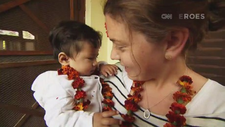CNN Hero Maggie Doyne: 43 kids and counting