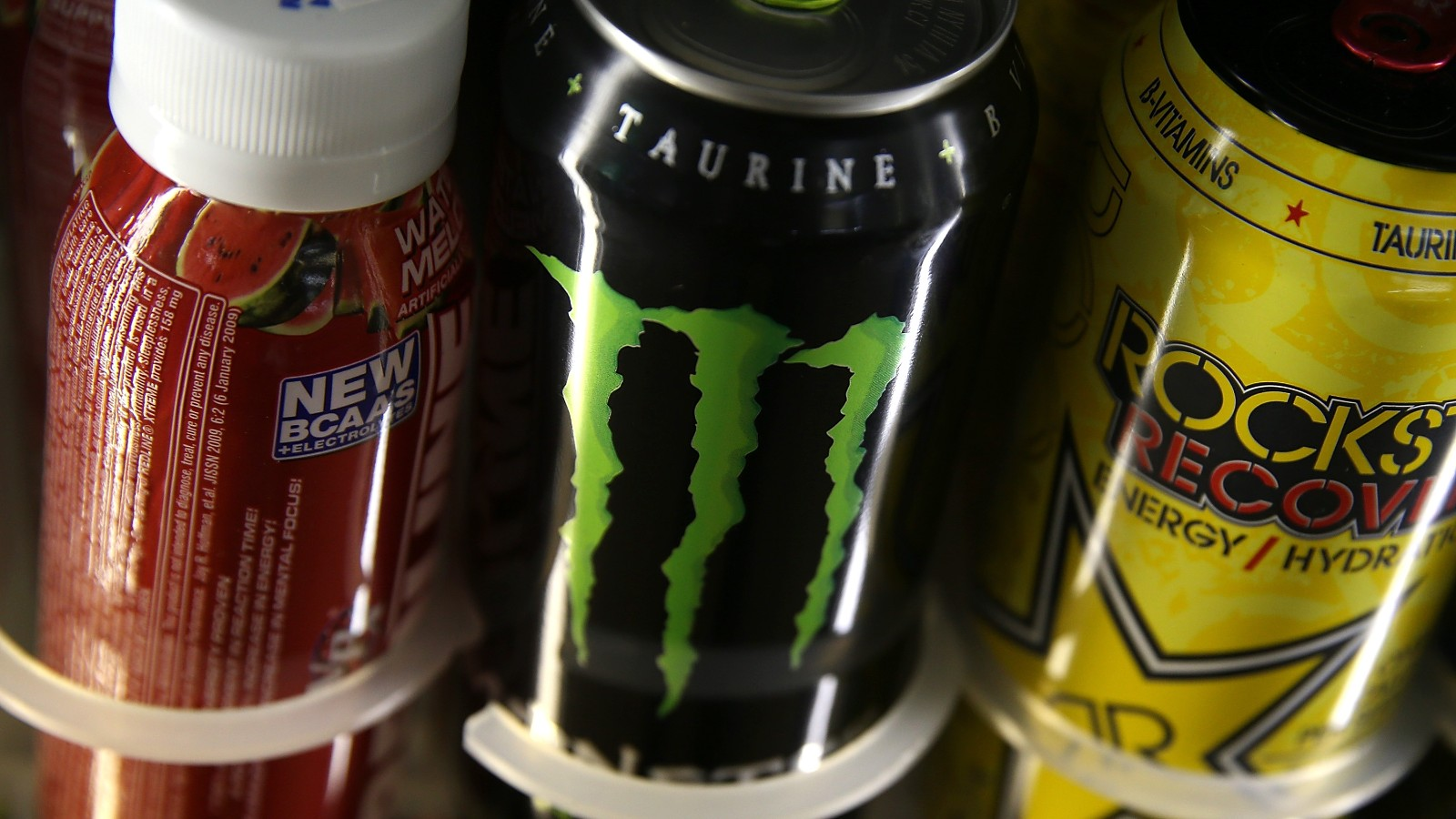 What That Energy Drink Just Did To Your Heart