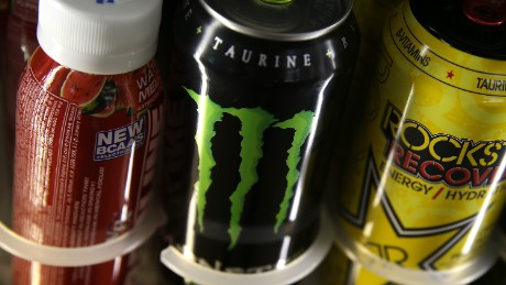 Middlebury College in Vermont has stopped selling energy drinks on campus.