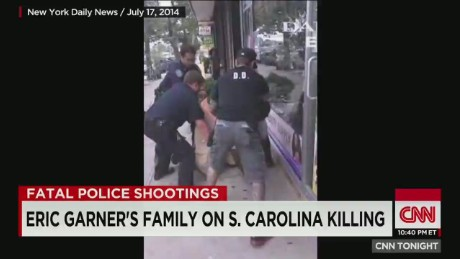ctn garner family chokehold death reacts to walter scott shooting_00000000