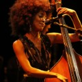 Esperanza Spalding at the Nice Jazz Festival
