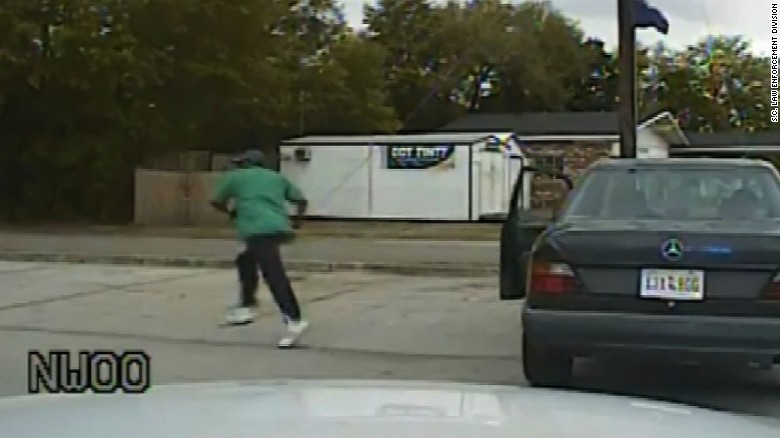 Traffic stop video raises more questions on shooting
