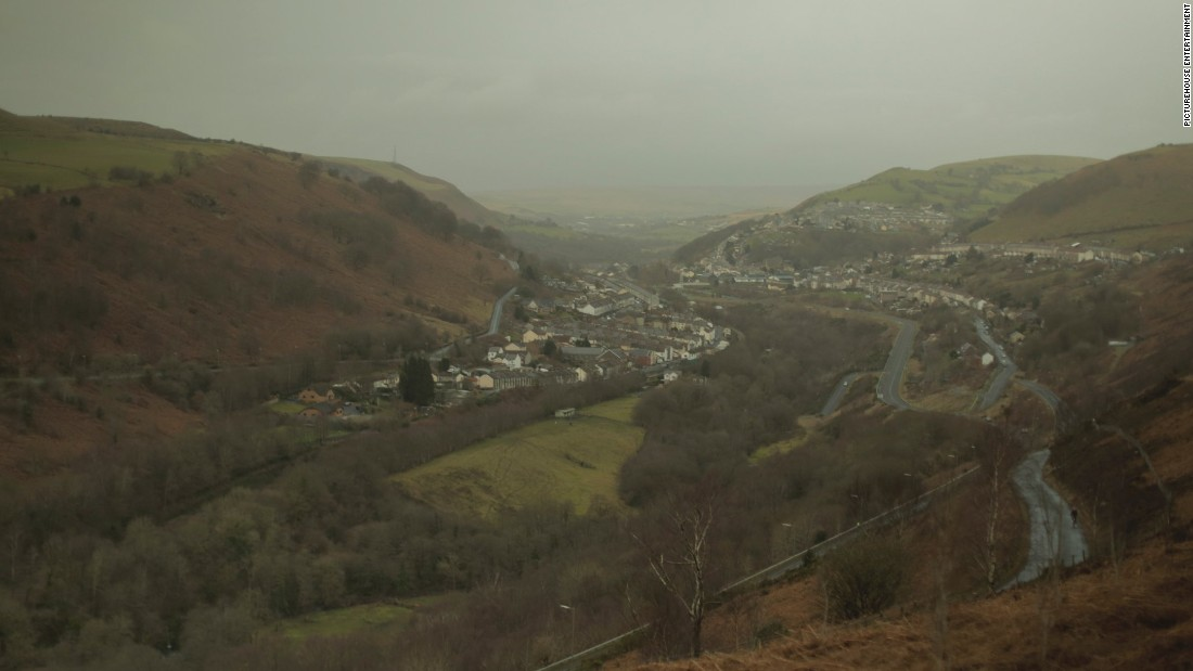 The community of the Cefn Fforest village in the Welsh Valleys formed a syndicate where each member paid $15 a week to train and race Dream Alliance.