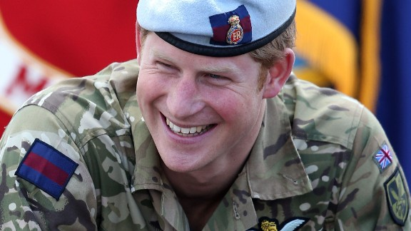 """Prince Harry, the """"spare"""" to Prince William, has forged a military career, serving in Afghanistan; but he has also had run-ins with the British tabloids, and was famously photographed naked during a trip to Las Vegas."""