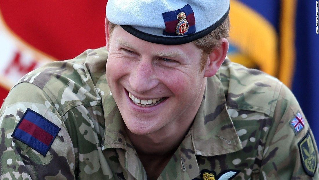 "Prince Harry, the ""spare"" to Prince William, has forged a military career, serving in Afghanistan; but he has also had run-ins with the British tabloids, and was famously photographed naked during a trip to Las Vegas."