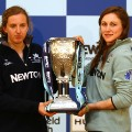 boat race women trophy