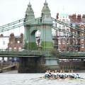 boat race hammersmith bridge