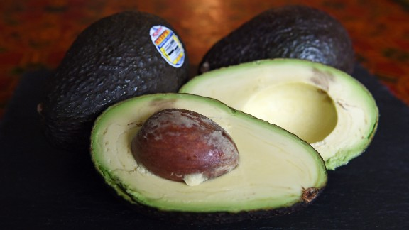 Avocado is filling and satisfying, which helps shut down your stress-eating impulse.