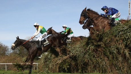 25-1 shot Many Clouds won the Grand National on Saturday.