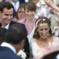 Andy Murray wedding 1