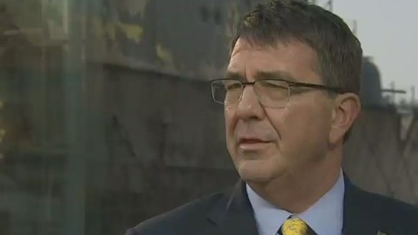 exp erin intv ashton carter open to boots on the ground in ISIS fight_00065323