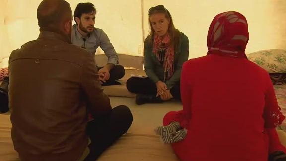 pkg damon iraq isis captives_00011027.jpg
